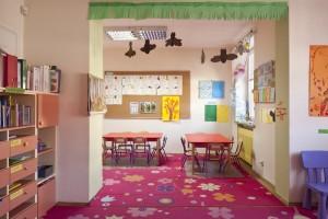 Pomieszczenia w Przedszkolu Zyrafa